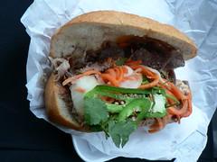 banh mi (stu_spivack) Tags: food vietnamese sandwich pork pate banhmi saigonsandwich