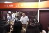 Henri Le Roux, Salon du Chocolat Tokyo