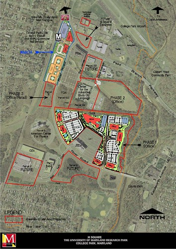 Detailed Phasing Plan for M-Square