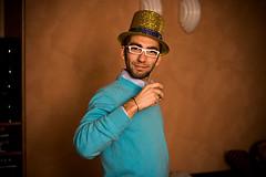 Jeko (mrcury) Tags: party portrait jeko newyearseve07