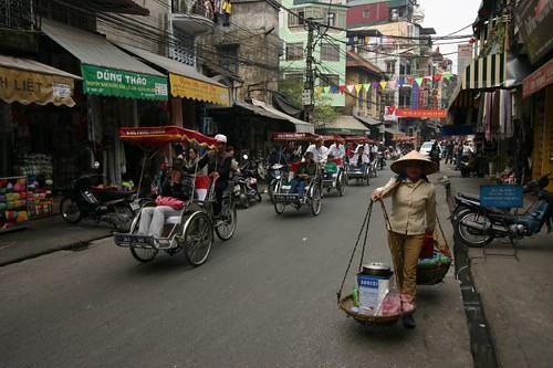 Hanoi Old Quarter...