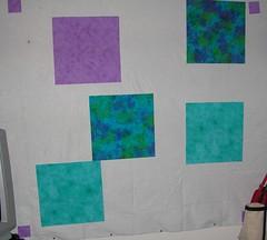 3rd qtr - 15-5 squares
