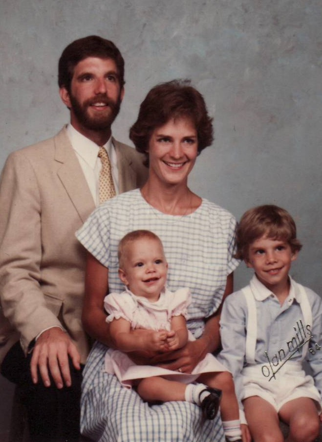olan mills family photo bobmendo tags photo jessica bob nate 1984 patty mills