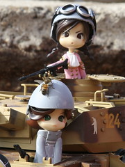 Pinky Panzer Patrol: Bee Attack!