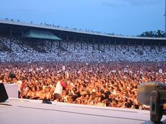 Kent på Stockholm Stadion nationaldagen 2003