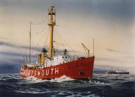 Portsmouth Lightship