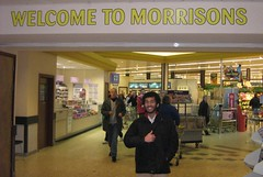 welcome to international nowhere land (conskeptical) Tags: ronald person flickr ss supermarket reagan cheesey