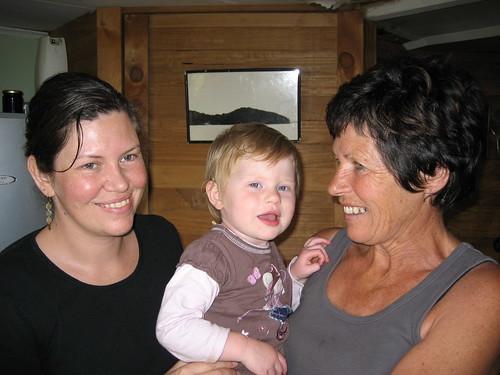 Sarah, Leah & Sue
