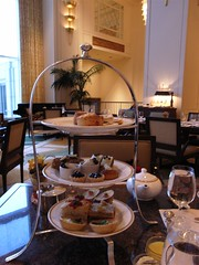 Afternoon Tea @ The Peninsula