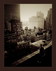 The City (Joel Bedford) Tags: city nyc newyorkcity newyork topv111 sepia buildings hope idea alone cityscape view manhattan abstractart explorer digitalart perspective dreaming uptown solo dreams vista nyny tones optimism bigcity hellskitchen oldnewyork vantage fineartphotography hopeful vast introspective artphoto toning newart jalex possibility artprints digitalfineart artisticphotographer outstandingshots tlpoe flickrdiamond daskabinett featuredimagedaskabinett eyedeasgroup fineartphotographers artphotographynow jalexphoto finephotoart jbedford joelbedford jbedfordphoto contemporaryartphotography artphotoprints digitalartimages digitalfineartphotography digitalartprints artphotoalbums artphotogalleries printingdigitalart artphotographyprints newartgalleries