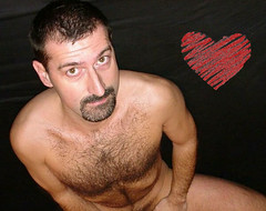 Happy Valentine's Day (Diogioscuro) Tags: bear gay valentine valentinesday dws fromthenet diogioscuro