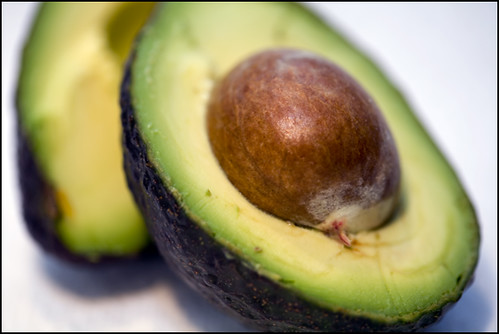the last of the avocado