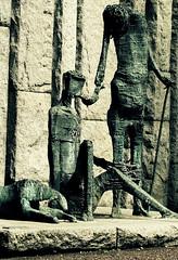 Famine Memorial (C) 2006