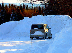 xb snowbank - by paul+photos=moody