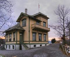 Bergen #6 (Troldhaugen) (Krogen) Tags: norway norge norwegen olympus c7070 noruega bergen scandinavia hordaland krogen noorwegen noreg troldhaugen skandinavia edvardgrieg