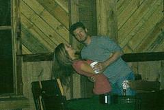 Dale Jr. and Elizabeth @ Whiskey River