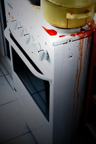 Tomato Sauce Crime