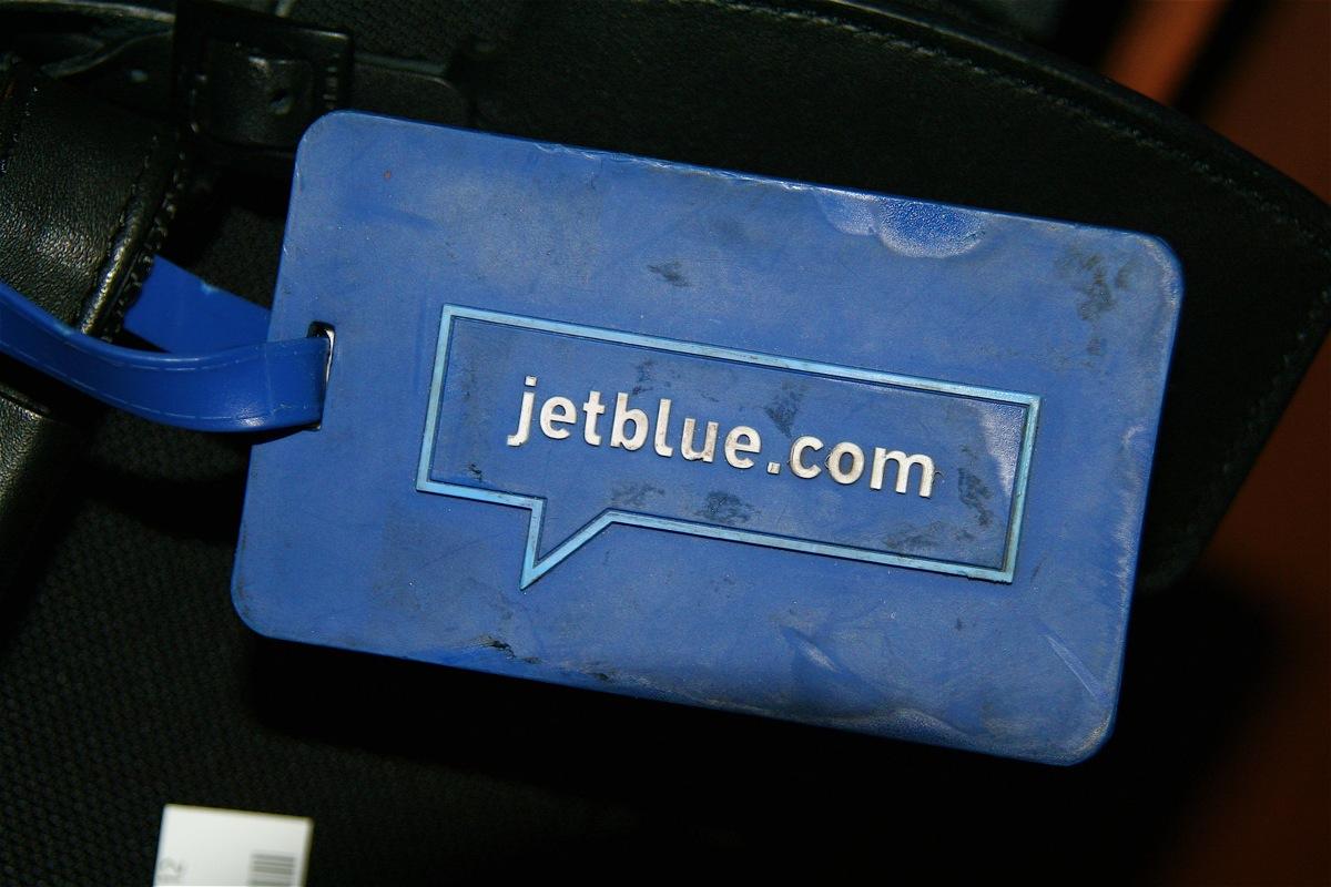 jetblue tag