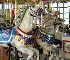 Carousel horses IMG_3169 (OZinOH) Tags: columbuszoo columbus ohio horses zoo carousel carouselhorses columbusohio columbusoh a610149mm