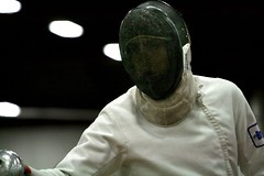 Brandeis Fencing (apdonovan) Tags: sport fencing ef70200mmf4l brandeis epee sportfencing canoneosdigitalrebelxti