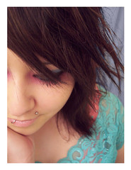 Sam 1 (Avis Rara) Tags: portrait girl face closeup youth asian makeup piercings
