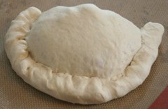 Calzone: Edges Tucked