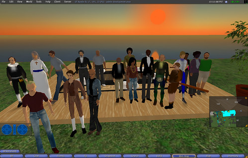 Second life Avatars in World Literature