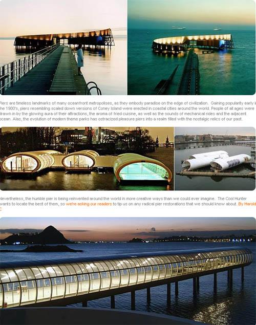 Pier Ideas
