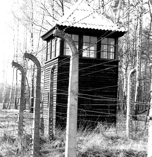 extermination camps in poland. view large. Guard Tower