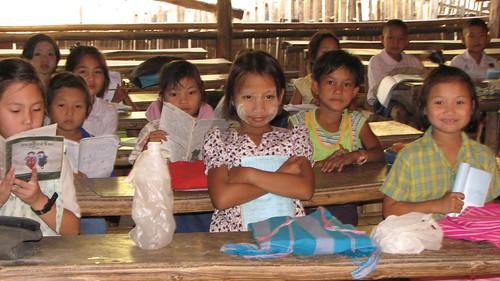 Thailand - Classroom