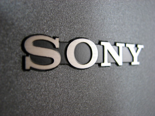Sony by Ian Muttoo.