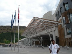 Scottish Parliament, Edinburgh, Scotland, United Kingdom