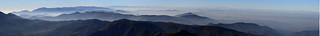 Panoramica Monte Tobbio