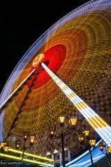 Le havre grande roue (raphlosam) Tags: le havre grande roue pose longue night nuit noel couleurs wheel