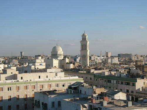 Tripoli's centre