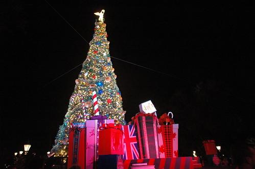 EPCOT Tree