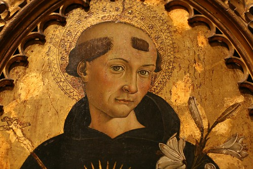 Saint Nicholas of Tolentino by aturkus
