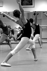 Dancing together (ido1) Tags: blackandwhite bw ballet israel dance team together teamwork shoham