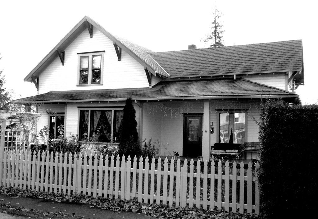 Hegg House ~ 1896