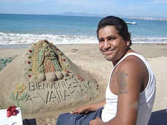 Sandcastle in Puerto Vallarta