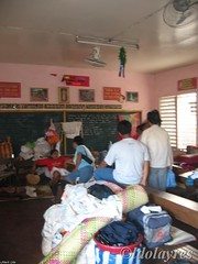 Evacuation ctr12 (lolay) Tags: storm bicol albay reming