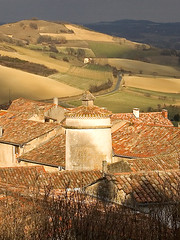 Rita Crane Photography / rooftops / winter / stone village / View of Lautrec & Farmlands, France (Rita Crane Photography) Tags: france taggedout architecture landscape bravo rooftops stock villages farmland explore pastoral oldcity winterlight earthtones toulouselautrec countryhouse stonehouses southernfrance stockphotography winterscene farmlands midipyrenees lautrec ruralfrance medievalvillage supershot stonevillage maisondecampagne rurallandscape outstandingshots abigfave ritacrane generouscomments impressedbeauty frenchprovinces francelandscapes ritacranephotography wwwritacranestudiocom frenchfarmland