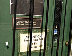 Comedy Hall of Fame National Headquarters