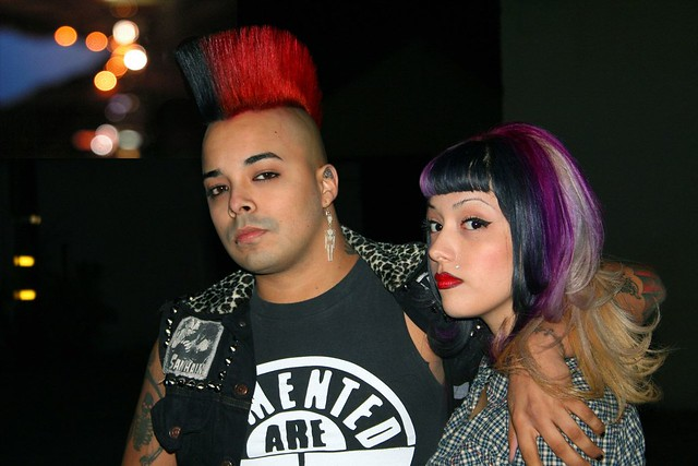 Psychobilly is a genre of music generally described as a mix between the