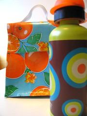 lunchbag & bottle for older nieces