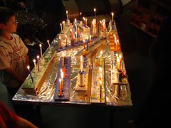 061217 (76) (Dana&Ron) Tags: lights candles fat hanukah sugar bakery hanukkah pita hannuka      abunoor