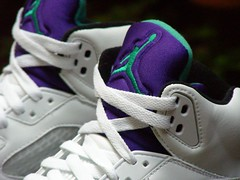 grapes (Satya W) Tags: green basketball shoes purple 5 air sneakers nike retro jordan v grapes kicks emerald grape 1990 jumpman 200612