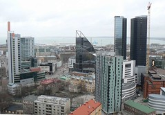 Tallinn new downtown from above, Estonia (phototouring) Tags: city urban panorama eye birds silhouette skyline architecture buildings town europe downtown tallinn estonia cityscape skyscrapers district centre north central cities silhouettes cityscapes skylines center 2006 aerial fromabove business views cbd towns urbanism easteurope eagles hotelview fromtheair easterneurope highrises birdseye aerials eesti balticstates centralbusinessdistrict estland tallinna urbanization estonian tallbuildings viro northerneurope urbanisation kesklinn