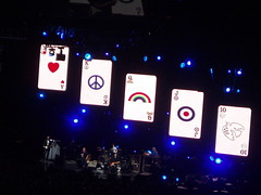 The Who at Schottenstein Center 11 Dec 06 (IndyDina with Mr. Wonderful) Tags: ohio columbusohio thewho schottensteincenter