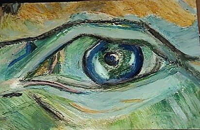 Van Gogh's Eye